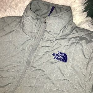 NORTH FACE mid weight Jacket